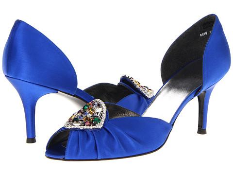 Cobalt Blue Shoes Wynsors