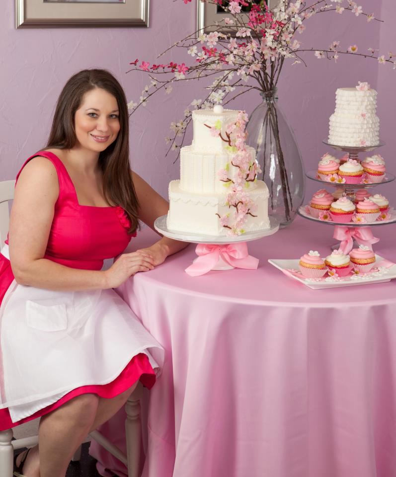 Wedding Cakes Downtown Greenville Sc